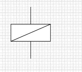 电磁阀气路图的画法 图片