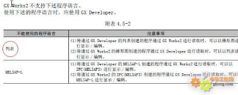 三菱gx works2软件问题