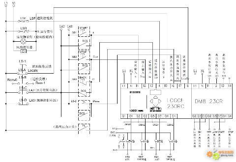 逻辑控制器加变频器能满足要求
