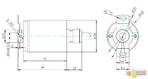 腾控plc模拟量输入接线图