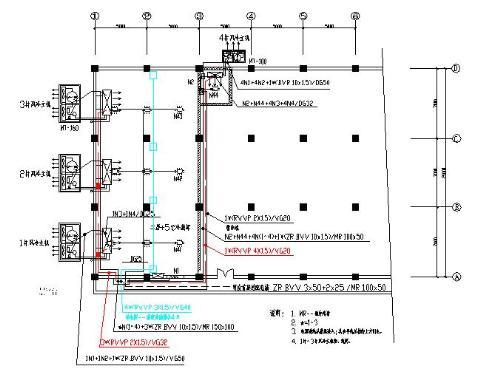 plc接线分布图
