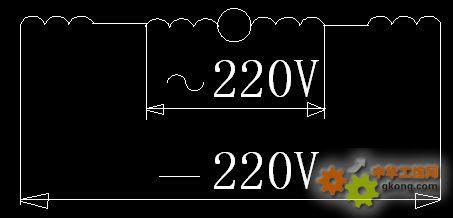 编辑引用                          交直流两用电机多一只附加励磁