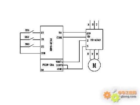 配置fx1n-1da-bd扩展模拟量输出板或模拟量输入输出混合模块fx0n-3a或