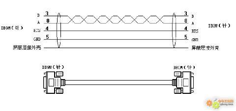 怎么制作西门子200的编程电缆啊