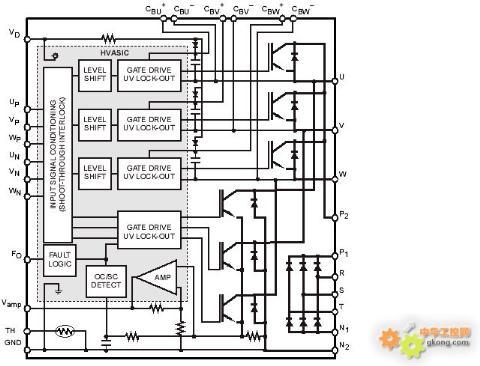 变频器驱动电路检测