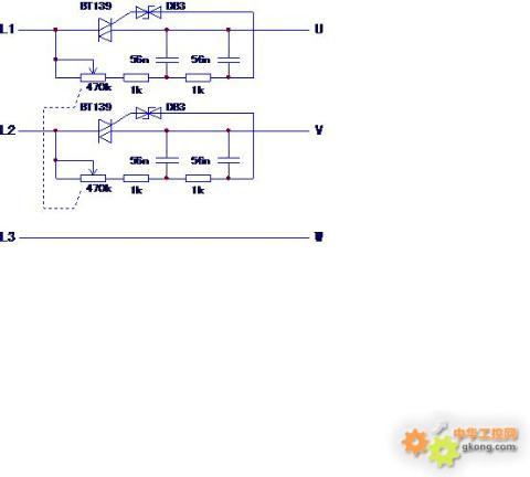 交流力矩电机控制器的电路原理与检修