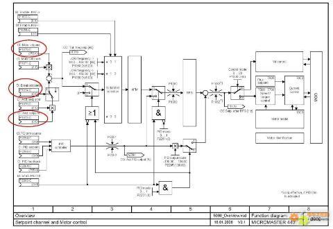 西门子plc电路原理图